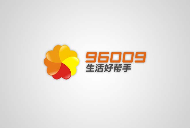 96009家政服务品牌VI设计