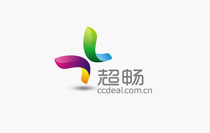 超畅科技深圳VI设计-红苹果设计