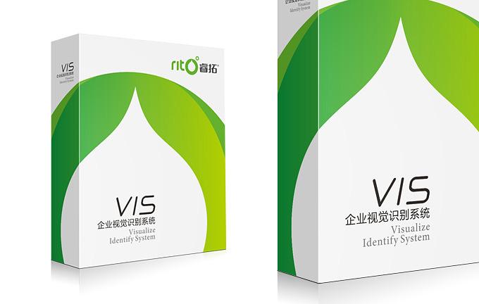 睿拓热水器深圳VI设计-红苹果设计