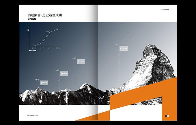 中联广通企业画册设计