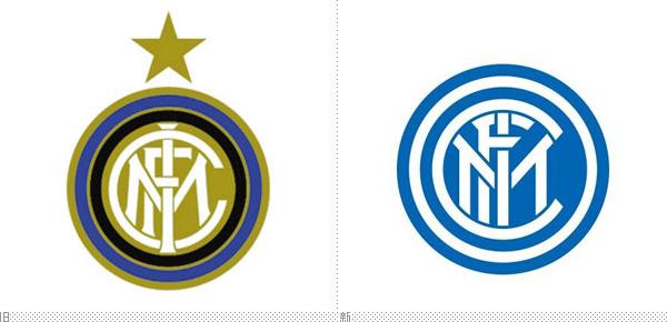 """这次队徽改变的设计主要有以下几处:队徽中的英文字母""""i""""此次全部被外图片"""