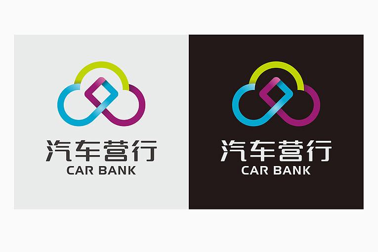 汽车营行品牌设计
