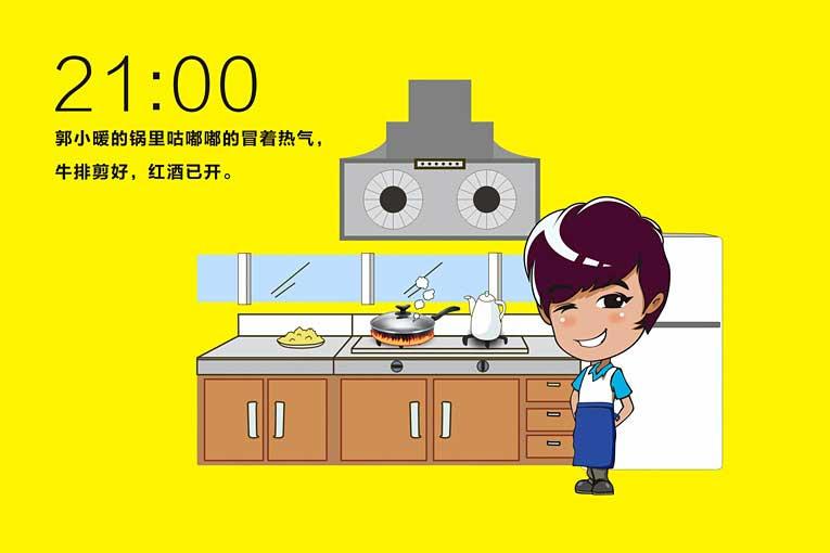 郭小暖锅具品牌全案策划