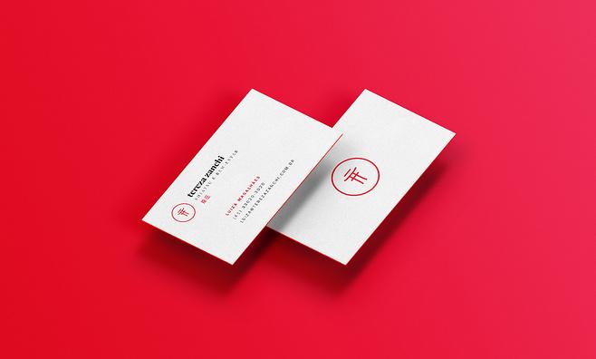 Tereza Zanchi指压中心品牌VI形象设计欣赏-深圳VI设计
