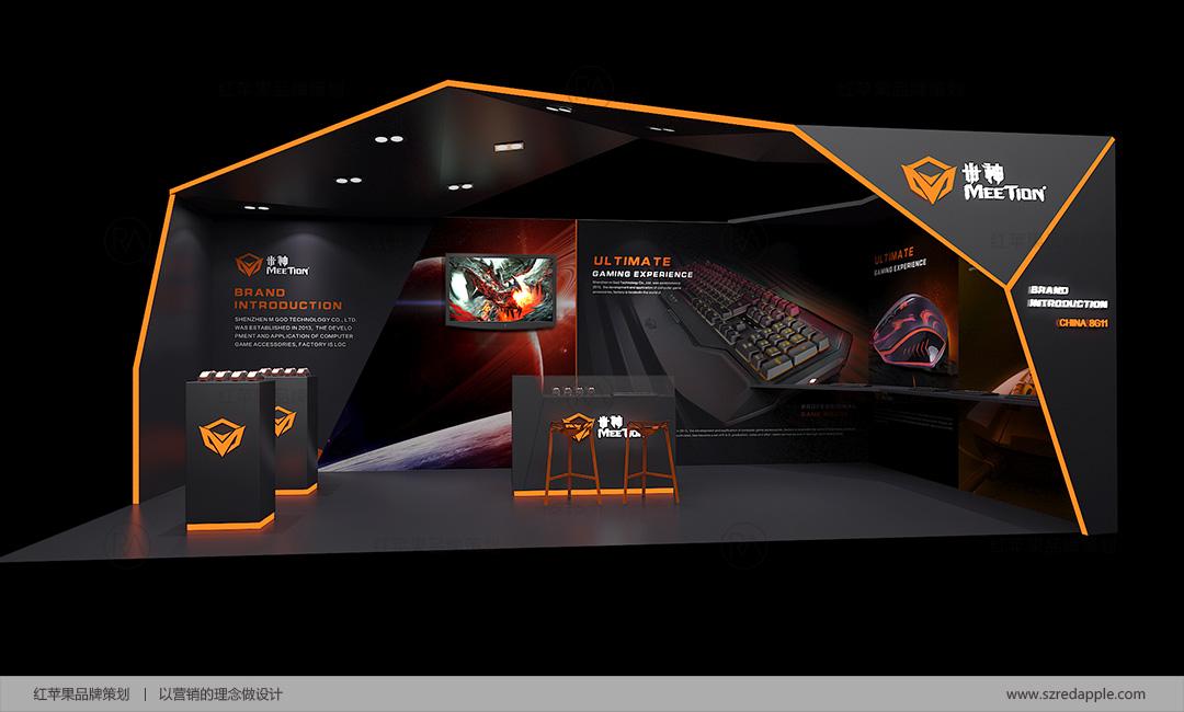 科技公司VI设计
