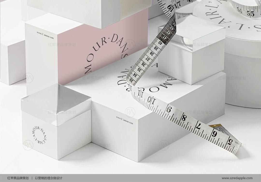 婚纱定制VI设计系统