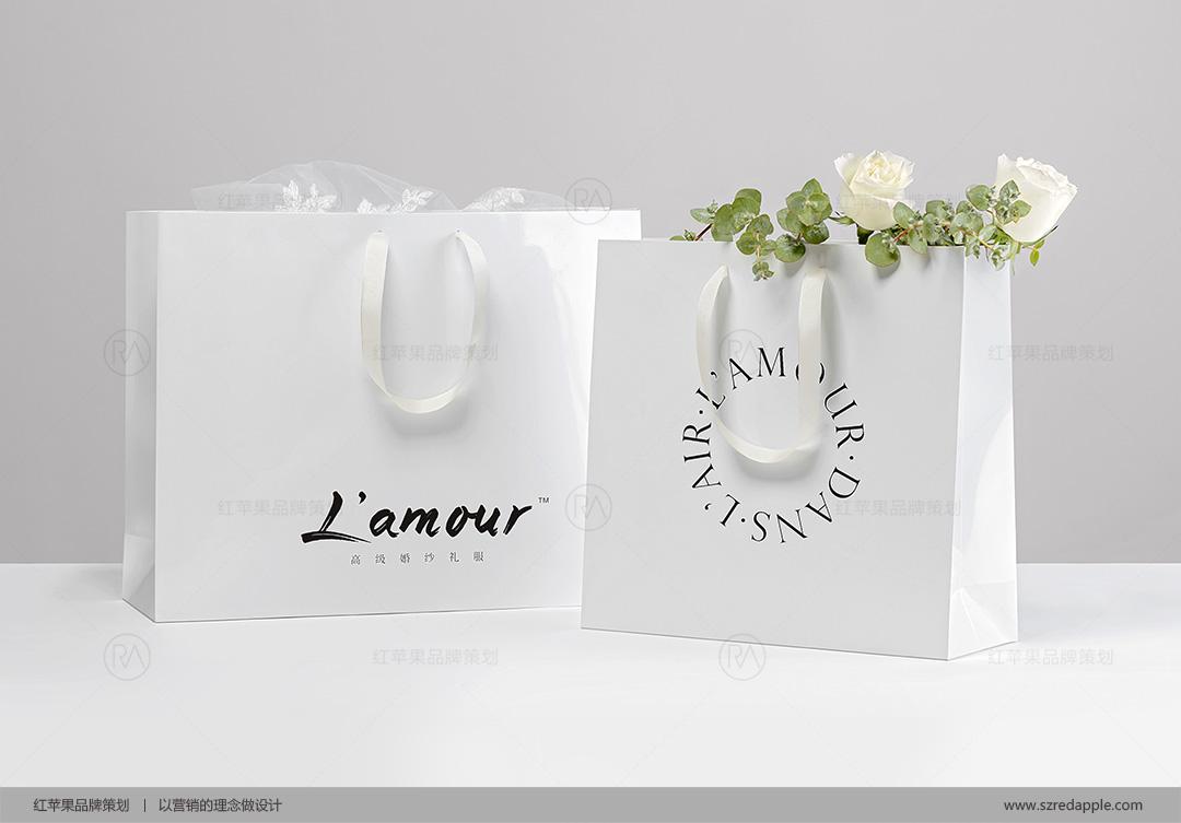 高端定制婚纱(服装)品牌LOGO设计欣赏