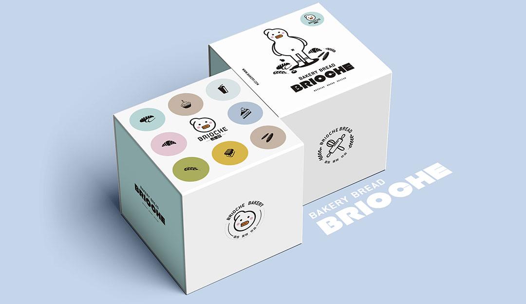 食品(甜点)品牌vi设计和品牌形象